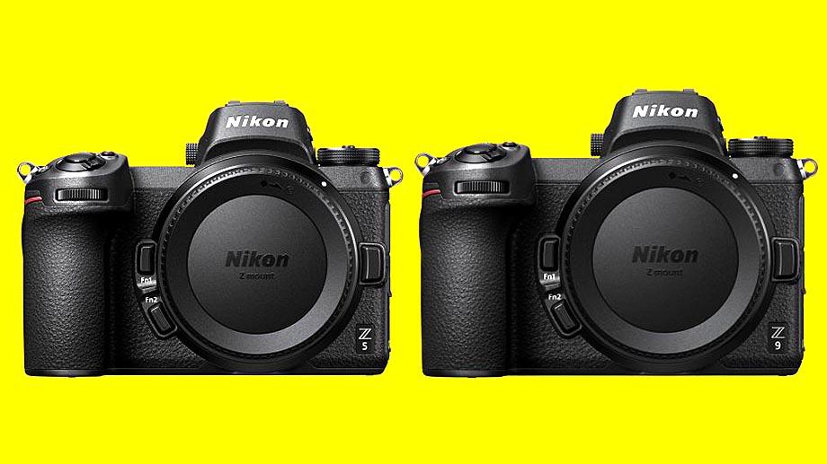Nikon Z5 и Nikon Z9 представят уже в этом году, а Z3 в 2020?