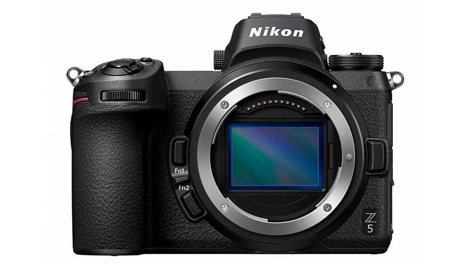 Z5 – ответ Nikon на выпуск Canon EOS RP?