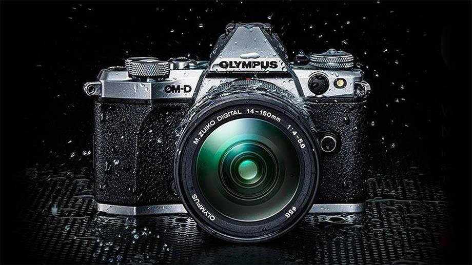 Olympus OM-D E-M5 Mark III с датчиком 20 MП представят в конце сентября?