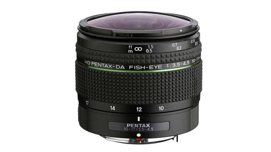 HD Pentax-DA Fisheye 10-17mm f/3.5-4.5 ED анонсируют 26 июля?