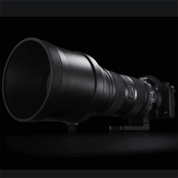Sigma готовит зум-объективы 150-600, 18-300 и два телеконвертера