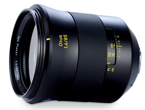Zeiss Otus 85/1.4 будет анонсирован на Photokina 2014