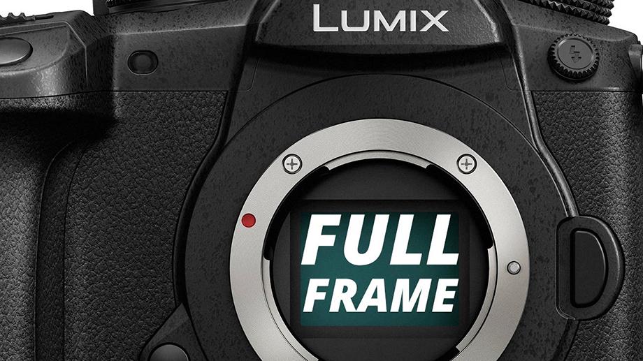 Panasonic представит свою полнокадровую камеру 25 сентября?