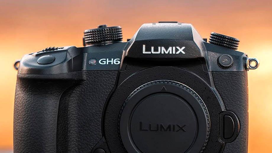 Panasonic Lumix GH6 (или GH5R): сенсор 47МП, 8K?