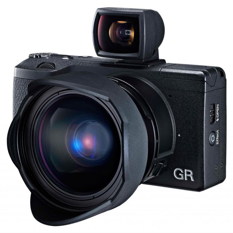 Ricoh GR II будет анонсирована ближайшее время