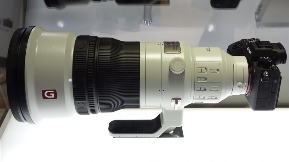 Sony может завтра представить объектив 400mm F/2.8 FE?