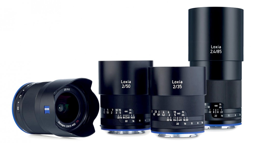 Zeiss представит Loxia 25mm f/2.4 в феврале