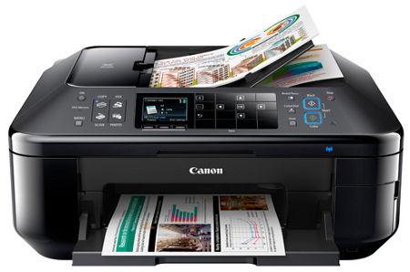 Canon выпускает новые принтеры для офиса «все в одном»: МФУ PIXMA MX714 и PIXMA MX894