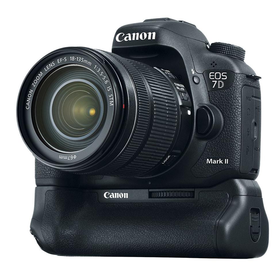 Компания Canon представила EOS 7D Mark II