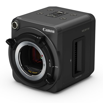 Canon представил видеокамеру ME20F-SH с ISO 4 млн.
