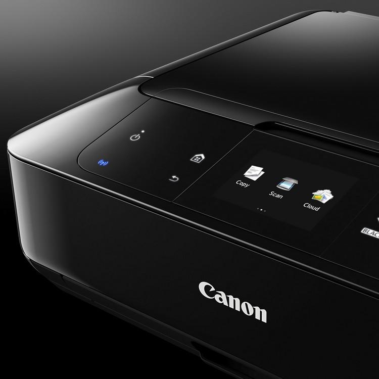 Canon представил новые принтеры PIXMA
