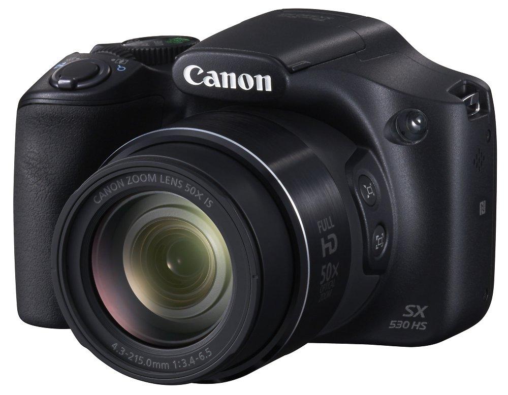 Компания Canon представила к открытию CES-2015 новые компакты и медиа-хаб