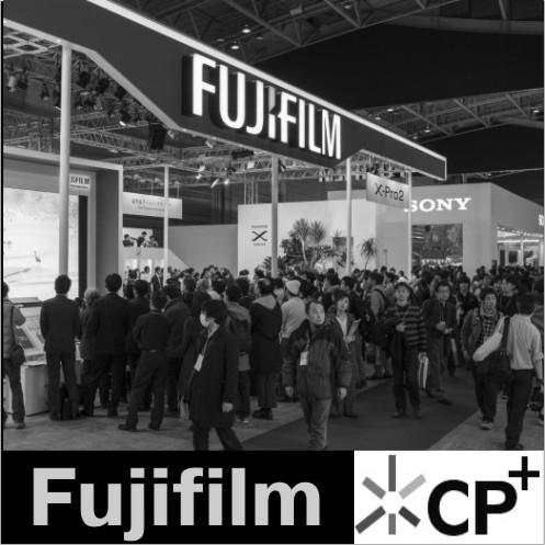 CP+ 2016: Fujifilm и будущее серии X