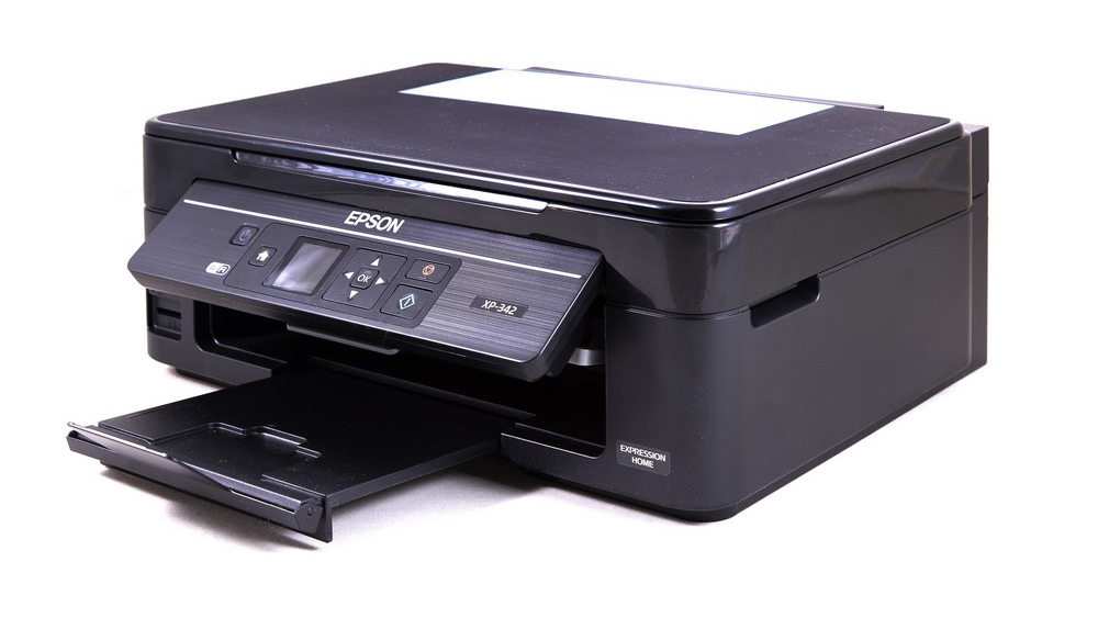 МФУ Epson Expression Home XP-342 для домашней фотопечати. Тест