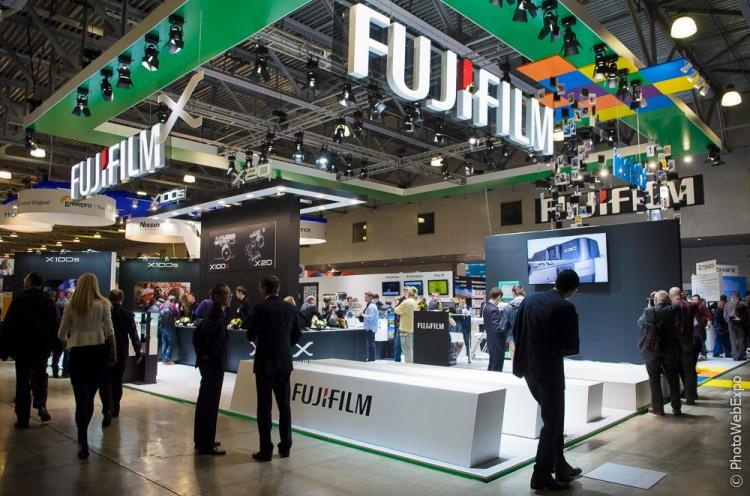 Стенд Fujifilm на CEP-2013 (Фотофоруме)
