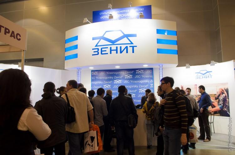 Обзор продукции Красногорского завода на выставке CEP-2013