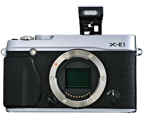 Интерактивный тест Fujifilm X-E1