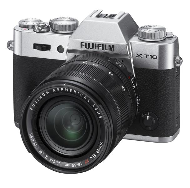 Fujifilm X-T10 анонсирована