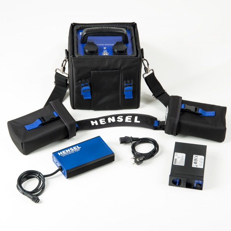 Hensel Power Max L - надежный аккумулятор для импульсных  вспышек