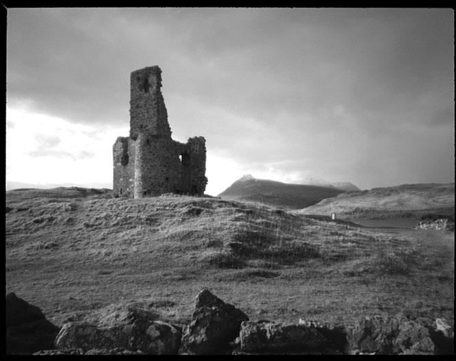 Обзор пинхол-камеры Ilford Obscura 5x4