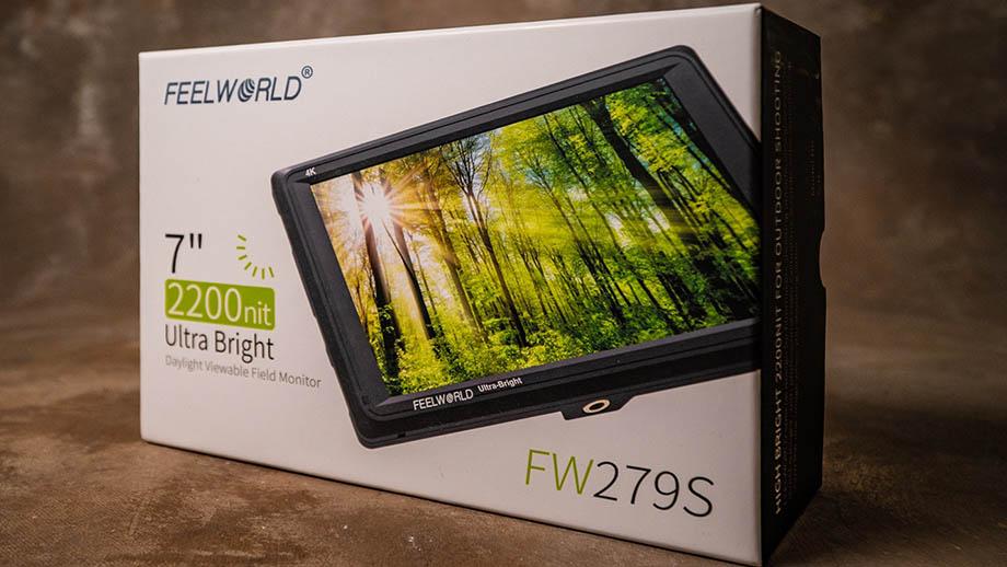 Feelworld FW279S 7
