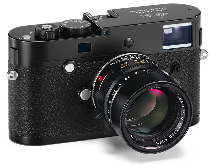 Leica M-P – новая камера для фотогурманов