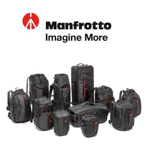 Новинка от Manfrotto – рюкзаки Pro Light Collection