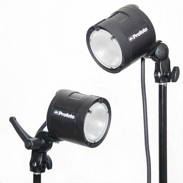 Мобильный студийный свет Profoto B2 250 AirTTL. Тест