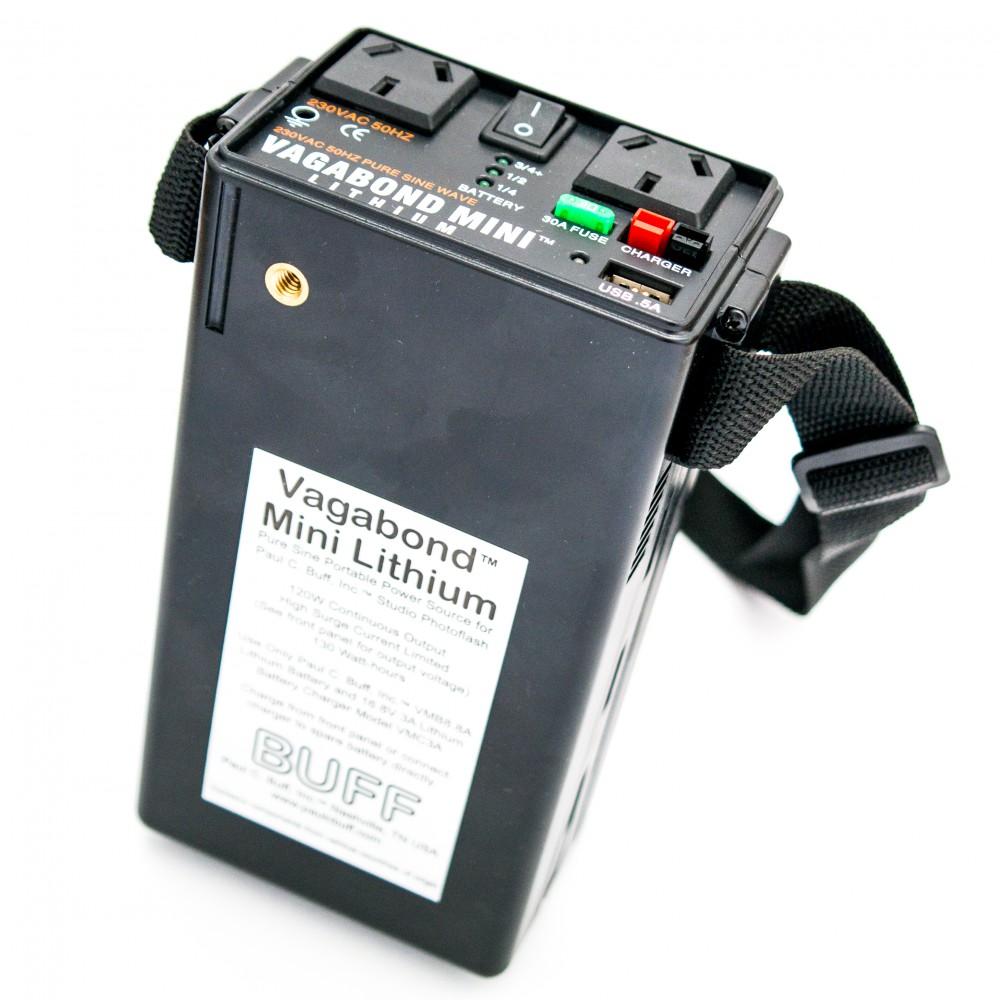 Походное питание. Тест генератора Vagabond Mini Lithium