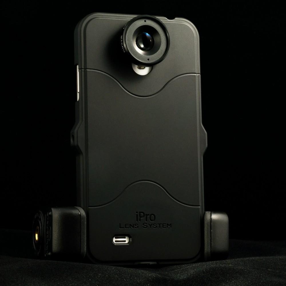 Оптические насадки iPro Lens System. Тест