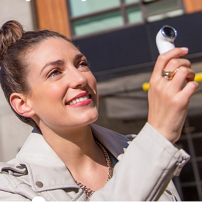HTC представила новый гаджет – экшн-камеру RE