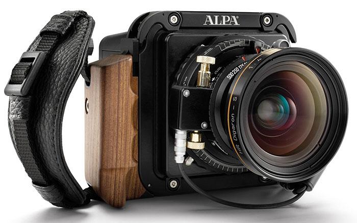Phase One и Alpa выпускают среднеформатные камеры А-серии