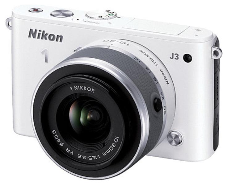 Nikon 1 J3. Интерактивный тест