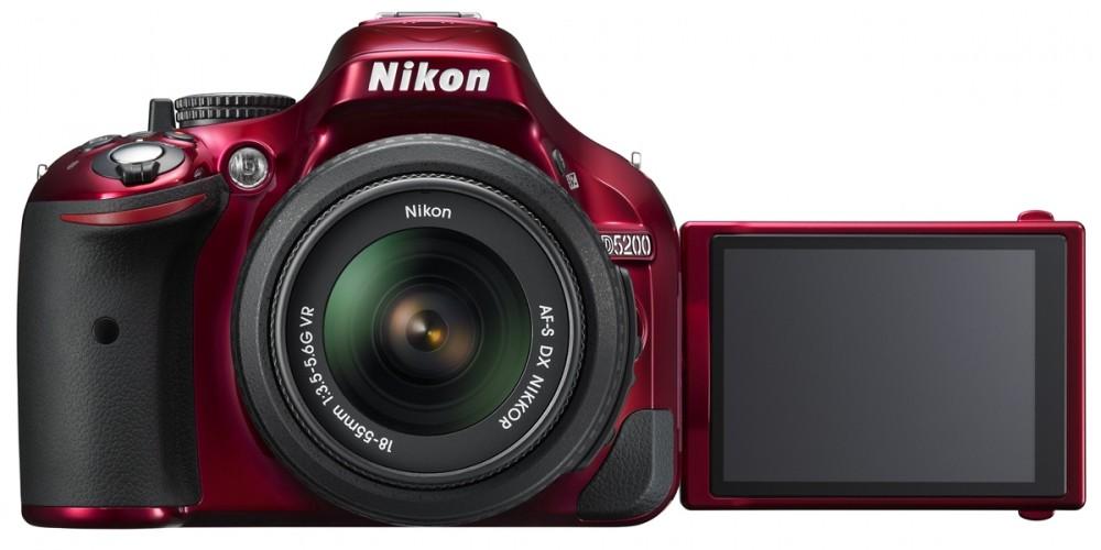 Nikon D5200 анонсирован