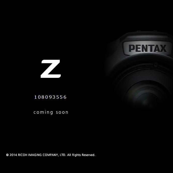 Ricon готовит премьеру Pentax Z?