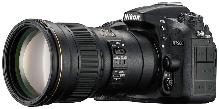 Новинки компании Nikon на Фотофоруме-2015