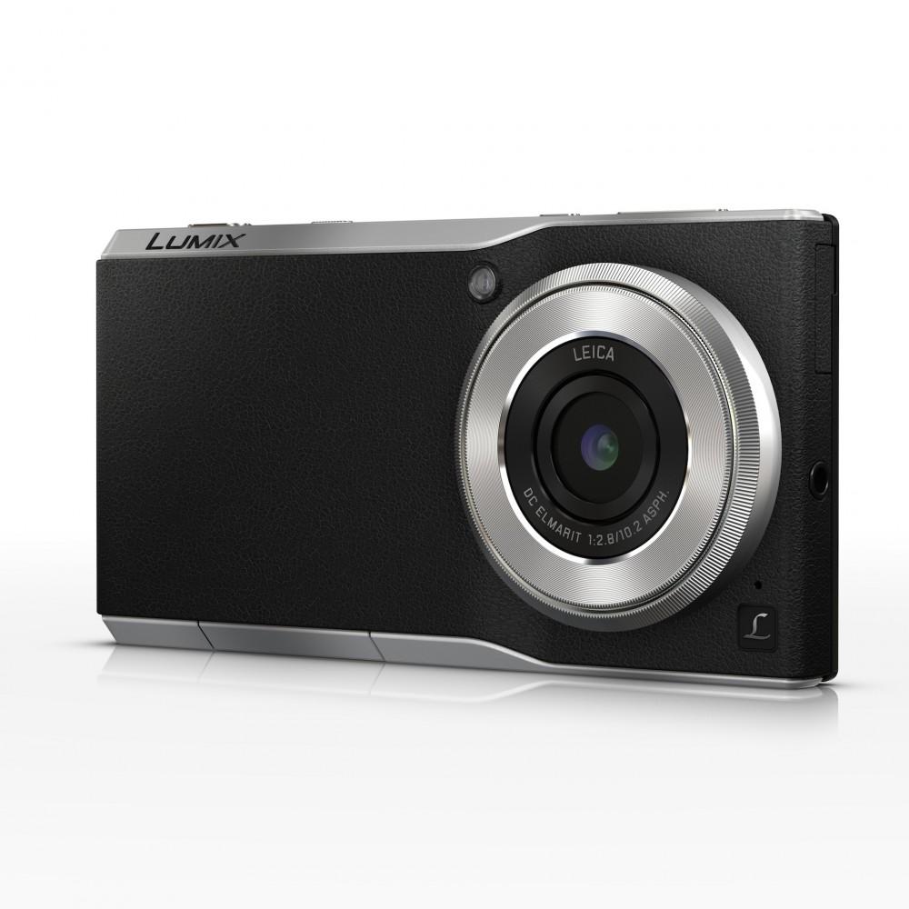 Смартфон Panasonic Lumix СМ1 получил 1-дюймовый сенсор и объектив Leica