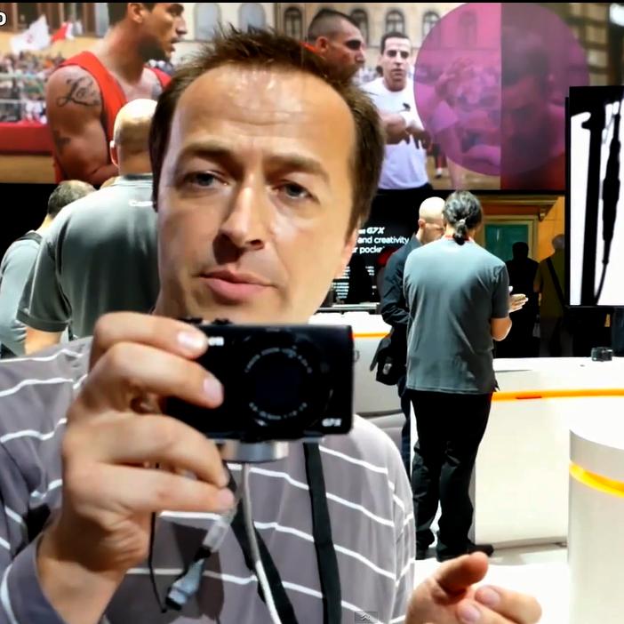 Новинки Canon на Photokina 2014. Видеообзор