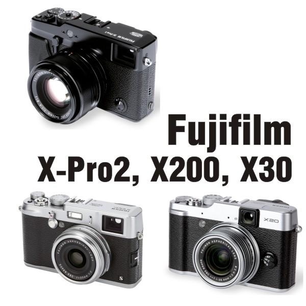 По слухам, скоро Fujifilm представят X-Pro2, X200, X30