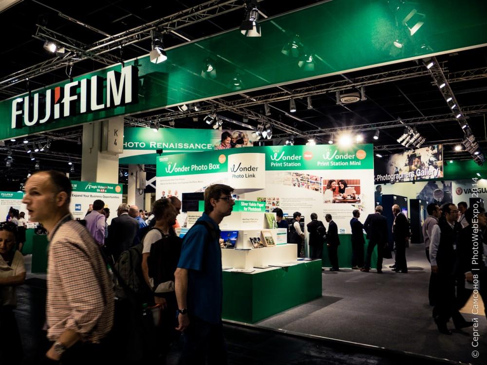 Новинки Fujifilm на Photokina 2014
