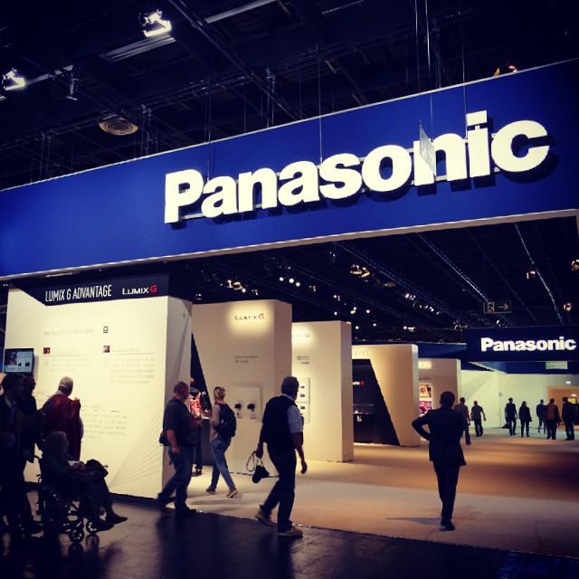 Photokina 2014. Стенд Panasonic