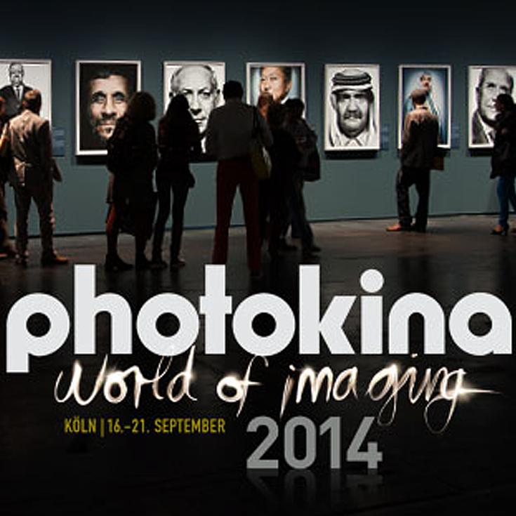 Открытие Photokina 2014. Специальный репортаж