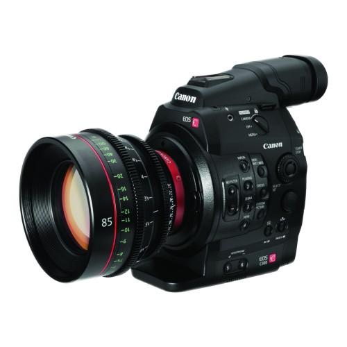 Компания Canon обновила ПО для камер EOS C300 и EOS C300PL