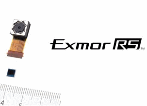 Sony создает матрицу Exmor RS