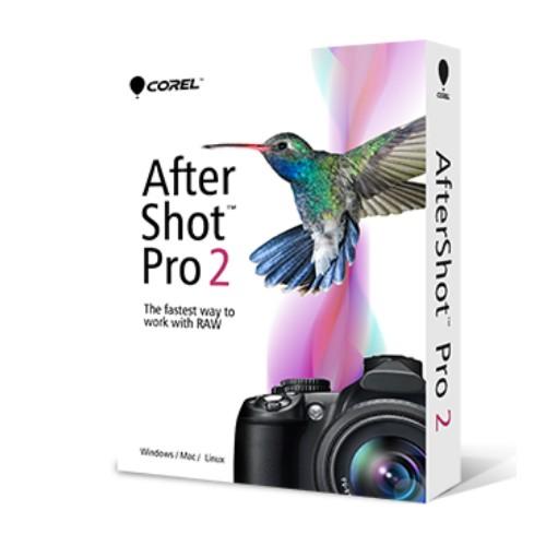 Corel AfterShot Pro 2, программа для управления RAW-снимками, теперь на 30% быстрее