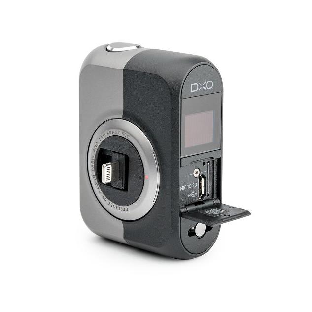 DxO ONE — новая камера для iPhone