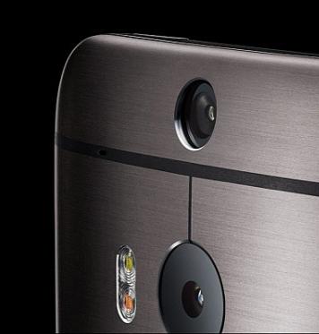 HTC недавно представила смартфон с новой концепцией встроенной камеры