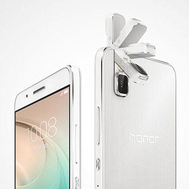 Huawei представил смартфон Honor 7i с поворотной камерой 13МП