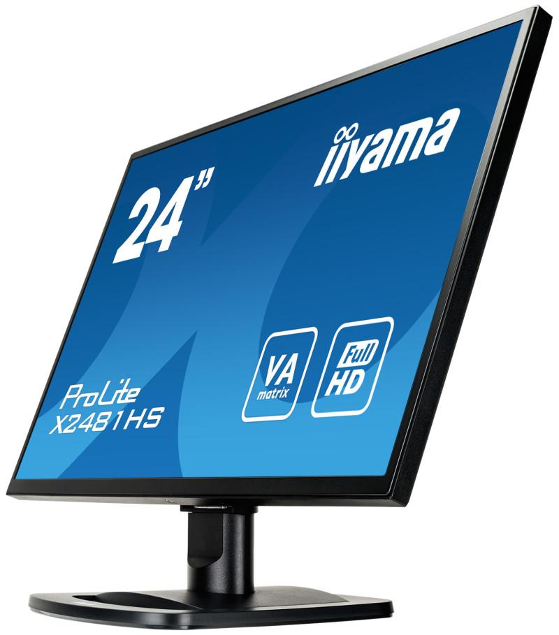 Iiyama представила 2 новых монитора серии ProLite