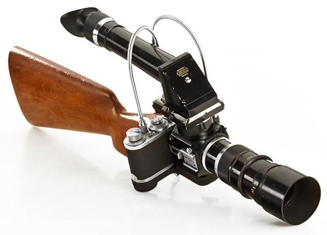 Фоторужье Leica Leitz планируют продать за €350 000